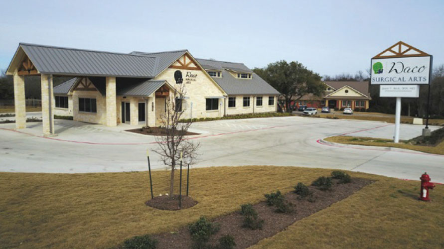 Barsh Construction - Waco Surgical Arts