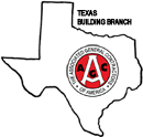 Texas Building Branch Logo